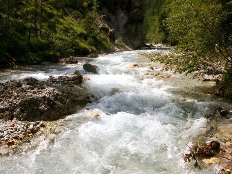 Berchtesgaden - Klamm