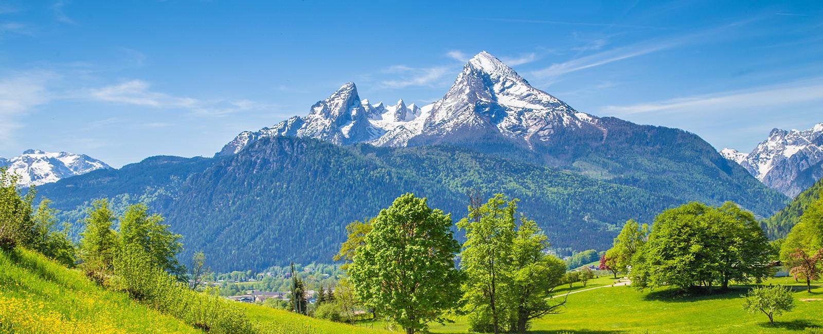 Sommerurlaub in Berchtesgaden