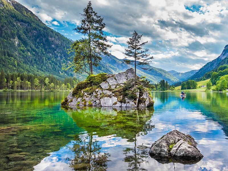 Hintersee und Zauberwald
