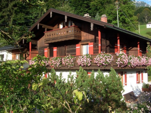 Pension Schillmeier Königssee im Sommer